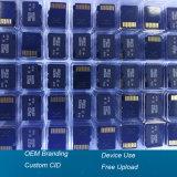 Scheda di TF della scheda di memoria della scheda di deviazione standard del codice categoria 10 ad alta velocità reali di capienza di Pendrive 100% micro