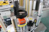 Tweezijdige Machine van de Etikettering van de Voor en Achterkant van de container de Auto