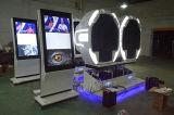遊園地のための最も熱い360程度9d Vr 9dの映画館