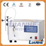 Máquina de llenado semiautomático de relleno de nata líquida/