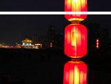 Lichten Zonder vlammen van de Bollen van de Vuurgloed van het Effect van de LEIDENE Bol E27 SMD2835 van de Vlam de Trillende Gesimuleerde Creatieve Geel/Rood voor het Huis van de Staven van het Hotel