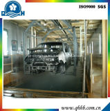 De auto Verticale Lijn van de Deklaag van het Poeder voor Aluminium Profils met SGS