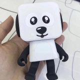 La conception créative Dancing Dog Smart Speaker enceinte sans fil de la musique de danse Dacing chien avec son stéréo