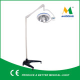 Micare Kd500L mueve libremente el tipo móvil lámpara quirúrgica del halógeno de Ot