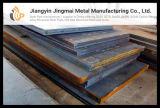 Plaque faiblement alliée d'acier de construction de qualité
