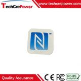 La impresión de encargo Paper/PVC RFID de la venta caliente marca la etiqueta engomada con etiqueta con Mf3 IC D81 EV1
