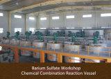 Sulfato de bário modificado enchimento do revestimento