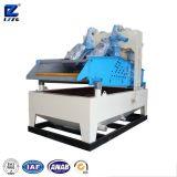 Machine neuve de nettoyage de sable de silice de modèle, sable Lz12-55 réutilisant le matériel
