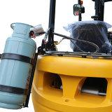 신계열 유엔 2.0 톤 LPG와 가솔린 포크리프트 두 배 연료 포크리프트