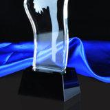 La Competencia Internacional de Ballet de Moscú trofeo de cristal el premio del concurso de baile arte de la Copa coincide con las recompensas