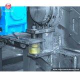Desfibradora gemela resistente del eje/desfibradora doble del eje