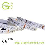 도매 두 배 줄 RGB 120LEDs/M는 5050의 LED 지구 IP68 LED 지구를 방수 처리한다