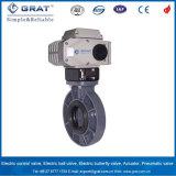 8 Qualitätsder garantie motorisierten Drosselventil-Jahre Größen-Dn50-1000