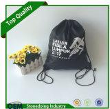 Рекламный пакет Cinch логотип использовать нейлоновый кулиской сумки