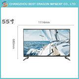 55 60 65 70 75 flacher Bildschirm 4K LED des Zoll-2160 P Fernsehen Fernsehapparat-LCD mit High Dynamic Range