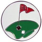 Marqueur de Balle de Golf magnétiques vierges Hat Clip