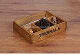 Casella di memoria di legno del MDF di abitudine poco costosa all'ingrosso