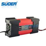 Carregador de bateria automático do lítio de Suoer 12V 10A (DC-W1210A)