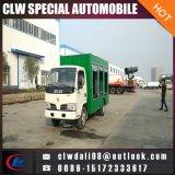 중국 최고 하수 처리 차량, 이동할 수 있는 하수 오물 흡입 트럭