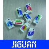 Escritura de la etiqueta de papel farmacéutica barata del frasco del holograma de las ventas calientes de la alta calidad
