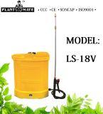 аграрный электрический спрейер 18L (рюкзак) (LS-18V)