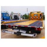 5トンのRhd 4X2の平面牽引のレッカー車、道路閉塞の取り外しのトラックの回復トラック