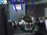 Bola de la PEV Niquelados Semi-Finished la válvula de bola de mecanizado CNC