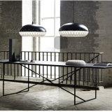 Più nuova lampada Pendant di alluminio d'attaccatura semplice moderna del salone decorativo di illuminazione