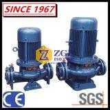 중국 고품질 화학 물 원심 수직 인라인 펌프