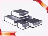 Rectángulos de papel del imán de los rectángulos de regalo del embalaje de la joyería para el reloj de la joyería de la manera