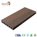 Anti-Slip, Anti-Oxidation WPC 합성 Decking 140*23mm