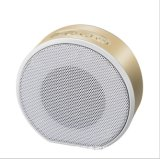 Mini colunas Bluetooth Design de som estéreo para uso externo
