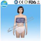 De Vastgestelde Non-Woven Disposable SPA Bikini van het ondergoed van Topmed