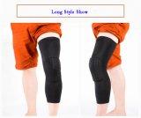 正常な/ThickenのAnti-Collisionバスケットボールの膝パッドの戦術的なフットボールのパッドの膝サポート子牛の袖の保護装置のスポーツのアクセサリ