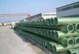 Cilindro ad alta resistenza del tubo di Suppling dell'acqua del tubo del tubo GRP di FRP