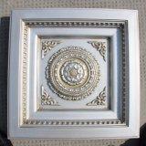 Plafond van de Tegels Pu van het Plafond van het polyurethaan nam het Antieke het Medaillon van het Plafond hn-B018 toe
