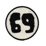 Corrección de encargo barata de la insignia para la colección del departamento (YB-pH-07)