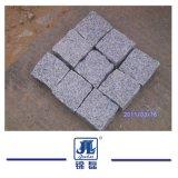 De natuurlijke Kerbstone/Straatsteen van het Basalt/Cobble/van het Graniet voor de Betonmolen/de Oprijlaan van de Tuin
