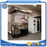 ISO 9239 마루청을 까는 빛난 위원회 시험 장비 ASTM E 648