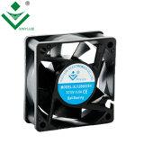 6025 doppio ventilatore assiale promozionale del cuscinetto a sfere di CC 12V