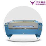 Горячий автомат для резки лазера ткани кожи ткани сбывания Lk-1610