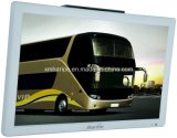 18.5 Zoll LCD-Farbe Fernsehapparat-Bus/Auto-Video