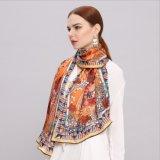 Kundenspezifisches Silk Schal-Gewebe
