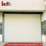Het Blind van de Rol van de Garage van de Hoge snelheid van de veiligheid met het Comité van het Staal van de Plaat van de Kleur