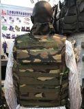 Veste padrão da prova da bala de Nij do melhor preço 2017 para o exército