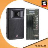 15 Spreker pS-5715abt van Bluetooth van de FM van de duim de PRO200W USB BR Plastic Actieve