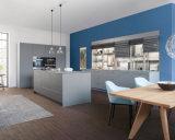 Ritz自由なデザイン現代白いラッカーイタリアの食器棚