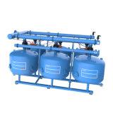 Het Systeem van de Filtratie van de Media van het Zand van de Apparatuur van de Behandeling van het water