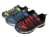 Ткань типа спорта пригодная для носки Hiking ботинки напольной безопасности Trekking