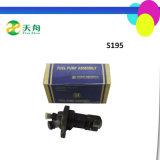 Sola bomba de la inyección de carburante del motor diesel Zh1105 del cilindro de Jiangdong
